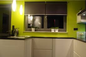 meuble cuisine vert pomme complete une taupe decoration idees et peinture meuble fille