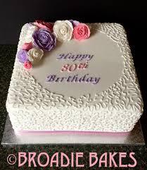 80th birthday cakes 80th birthday cake decorations