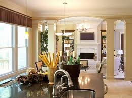interior home columns 35 modern interior design ideas incorporating columns into spacious