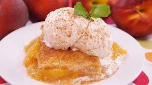 peach cobbler dishin u0027 with di cooking show recipes u0026 cooking