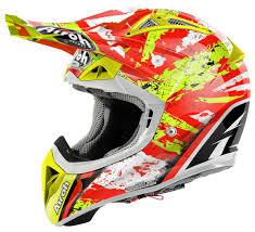 airoh motocross helmets airoh aviator 2 1 clash helmet revzilla