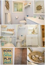nautical bathroom designs from pink to chic a nautical bathroom remodel horrible