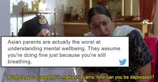 Indian Parents Memes - people talk about what it s like to have depression in desi household