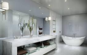 Modern Bathroom Tub Modern Bathroom Design With Freestanding Aquastone Bath Tub And