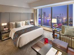 the best business hotels in shanghai qantas travel insider