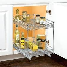 pull out cabinet organizer costco beautiful sliding cabinet organizer kitchen cabinet organization
