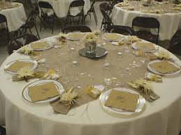 simple table decorations table decorations for golden wedding anniversary 43north biz