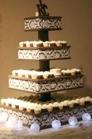 diy wedding cake stand diy cupcake stand wedding cupcake stand