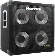 12 Inch Bass Cabinet Hartke 410xl 4x10