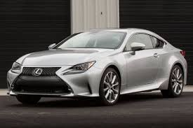 lexus rcf white used 2015 lexus rc 350 for sale pricing u0026 features edmunds
