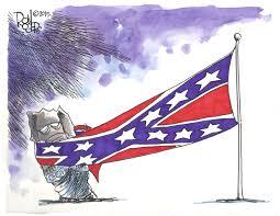 North Carolina Flag History Rebel Flag Getintoon
