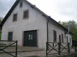 struthof chambre à gaz struthof l ancien c de concentration de natzweiler sandos