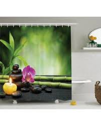 feng shui decor spring shopping sales on spa decor shower curtain set orchid