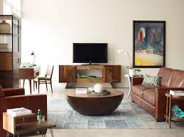 Living Room Sets Bob Mills Round Ryan Coffee Table By Four Hands Wolf And Gardiner Wolf
