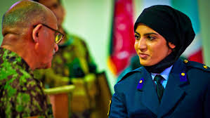 Seeking Pilot Niloofar Rahmani Afghanistan S Air Pilot Is