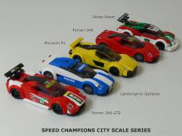 speed chions lamborghini speed chions alternates town eurobricks forums
