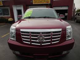gas mileage for cadillac escalade cadillac escalade 2007 in stamford norwalk ct