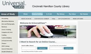 universal online class universal class