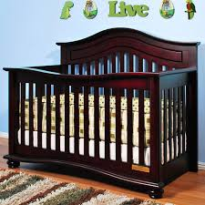 Cherry Baby Cribs by Afg Jordana Lia 3 In 1 Baby Crib W Free Mattress 4688 U2013 Nurzery Com