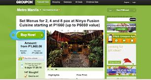 groupon cuisine ninyo fusion cuisine on groupon derdo s weblog