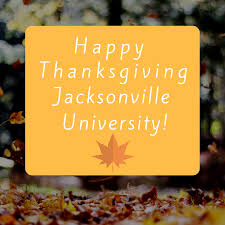 happy thanksgiving from iep at ju to you jacksonville