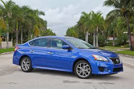 nissan cars sentra 2014 nissan sentra sr review top speed