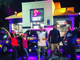 taco bell and lyft versus mcdonald u0027s and uber in delivery battle