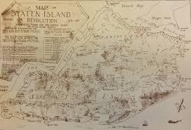 Map Staten Island A Ferry Nice World Long Ago Oy Vey Rockaway