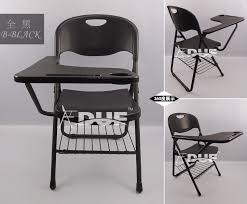 bulk tables and chairs excellent folding chair with tablet arm writing chair student