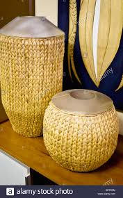 decorative urns up of decorative urns on a table stock photo 26514508 alamy
