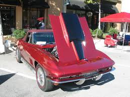corvette summers arkansas car features eye catching chevy corvettes includes