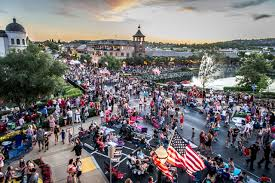 round table pizza el dorado hills town center fireworks and freedom concert celebrates u s