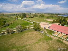 horse property homes in boulder county