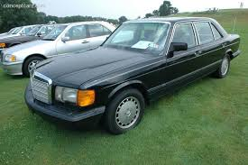 mercedes 420sel auction results and data for 1989 mercedes 420 sel