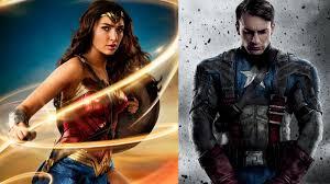 woman similar captain america avenger