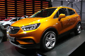 opel mokka interior 2017 uk prices and specs announced for new vauxhall mokka x suv auto