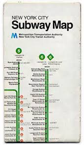 How To Read New York Subway Map by 15 Subway Maps That Trace Nyc U0027s Transit History