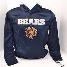 chicago bears sweatshirt football nfl ebay