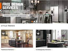 home depot in store kitchen design the home depot kitchen designer position idcod