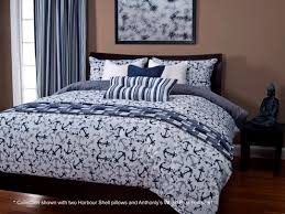 Anchor Bedding Set Anchors Away Blue Size Bedding Set