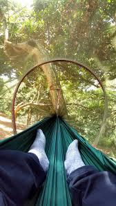 Replacement Hammock Bed Outdoor Travel Jungle Camping Hammock Tent Garden Yard Hanging Bed