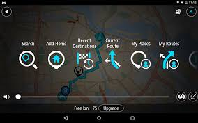 free gps apps for android tomtom gps navigation traffic android apps on play