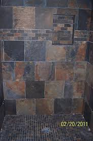 slate bathroom ideas best 25 slate tile bathrooms ideas on tile floor