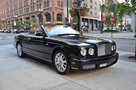 bentley azure convertible 2007 bentley azure stock r162aa for sale near chicago il il