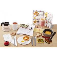 jouer cuisine ensemble d aliments et d accessoires pour restaurant doug