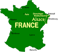 Blank Map Of France by Alsace Mattstall Gif