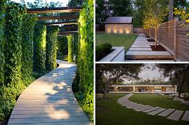 backyard architecture 14 modern walkways and paths that are creative and functional