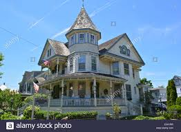 Jersey House House In The Cape May Historic District Cape May New Jersey