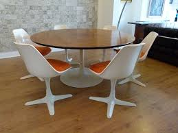 Arkana Tulip Chair Vintage Arkana Dining Suite Designed By Maurice Burke Circa 1965