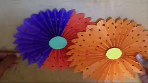 how to make home decor crafts diy paper crafts how to make simple paper rosettes spring flowers